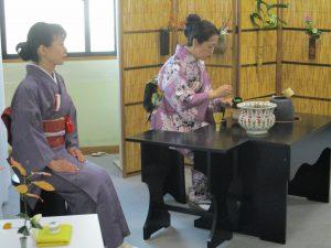 茶会【和景会】②